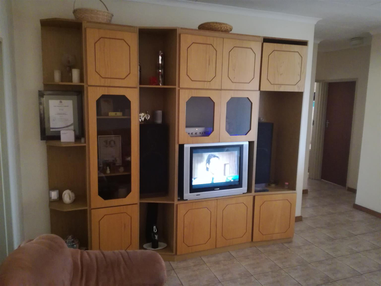 wall unit removal